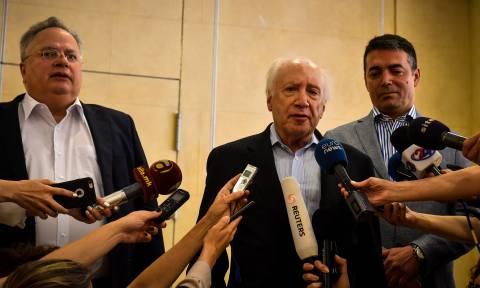 Ανατροπή στο Σκοπιανό: Αυτό είναι το νέο όνομα που έπεσε στο τραπέζι