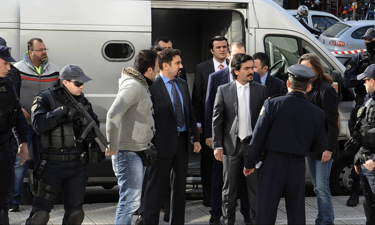 «Κόκκινος» συναγερμός: Ο Ερντογάν στέλνει εκτελεστές για τους «8»