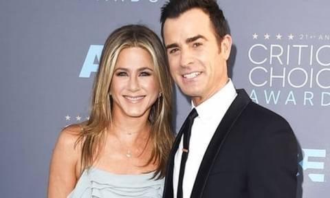 Αυτή η δήλωση του Justin Theroux θα κάνει έξαλλη την Jennifer Aniston