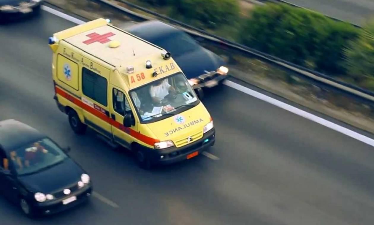 Θεσσαλονίκη: Σοβαρό τροχαίο με τέσσερις τραυματίες στο Πλαγιάρι (Pics+Vids)