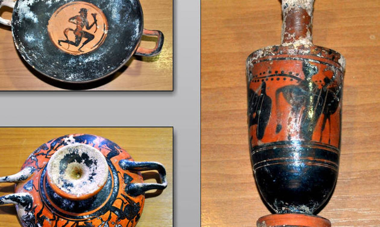 Φθιώτιδα: Αυτός είναι ο αρχαίος θησαυρός που αποκάλυψε η πυρκαγιά