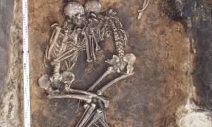 Σκελετοί αποκάλυψαν φρικιαστικό μυστικό 3.800 ετών (pic)