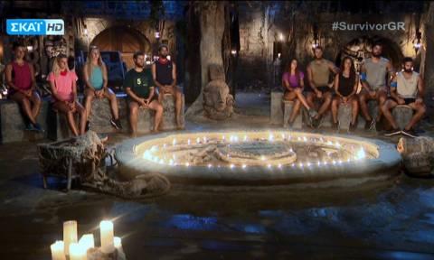 Survivor 2: Το έκτακτο συμβούλιο, η ανακοίνωση του Σάκη και οι αλλαγές στο παιχνίδι