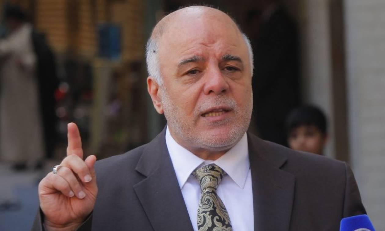 Ιράκ: Συνωμοσία εις βάρος της δημοκρατίας καταγγέλλει πρωθυπουργός