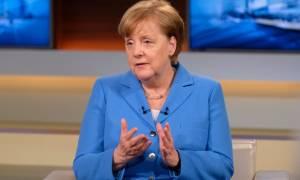 Μέρκελ: Ακόμα και στην Ελλάδα… η κατάσταση βελτιώνεται