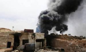 Συρία: 15 άμαχοι νεκροί από αεροπορικές επιδρομές στην Ιντλίμπ