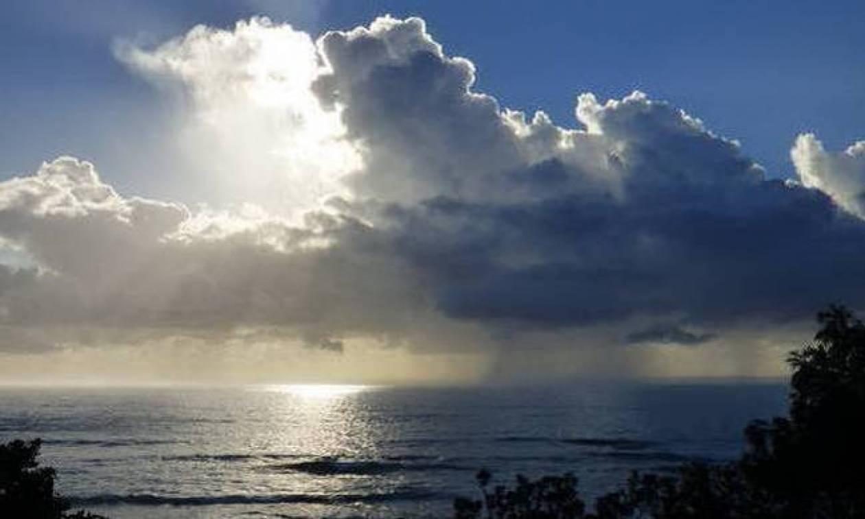 Ο καιρός τρελάθηκε: Με συννεφιά και τοπικές βροχές η Δευτέρα (pics)