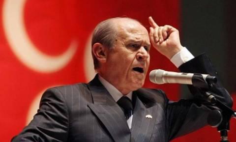 Παραλήρημα Μπαχτσελί: «Το Αιγαίο θα γίνει ο τάφος στις ελπίδες των Ελλήνων»