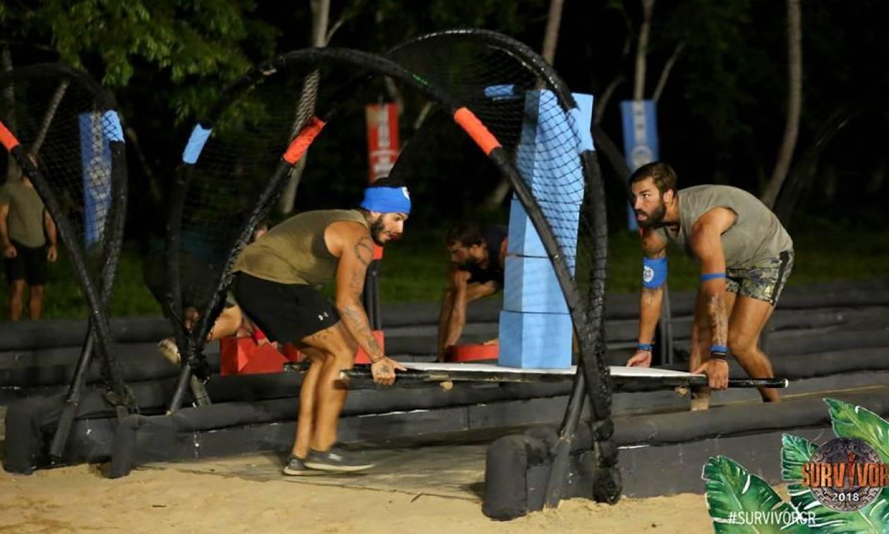 Survivor spoiler - διαρροή: Ποια ομάδα κερδίζει σήμερα (11/06) το έπαθλο;