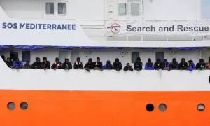 Ο δήμαρχος του Παλέρμο λέει όχι στον Σαλβίνι και δέχεται το πλοίο με τους 600 μετανάστες