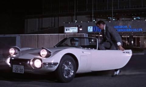 Το αυτοκίνητο του James Bond βγαίνει στο σφυρί!