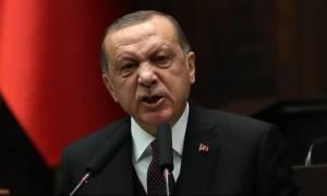 Πολεμικό παραλήρημα Ερντογάν: Θα στραγγίξουμε το «τρομοκρατικό έλος» του Ιράκ