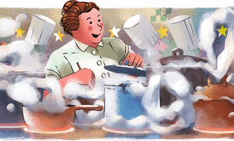 Eugenie Brazier: Ποια ήταν και γιατί την τιμά με doodle η Google