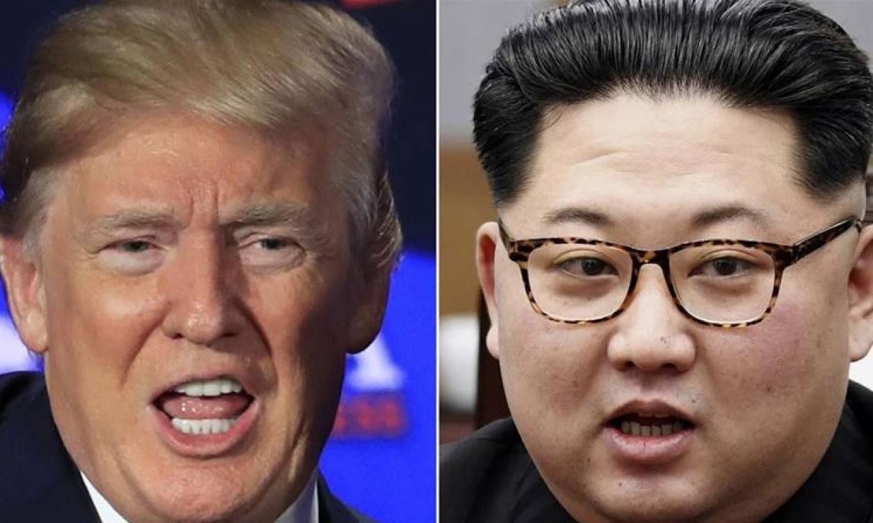 Τρίτη εσύ; Τρίτη κι εγώ! Ξεκίνησε η κόντρα Τραμπ – Κιμ Γιονγκ Ουν