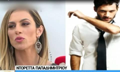 Ντορέττα Παπαδημητρίου: Απαντά πρώτη φορά στις φήμες επανασύνδεσης με τον Αντίνοο Αλμπάνη