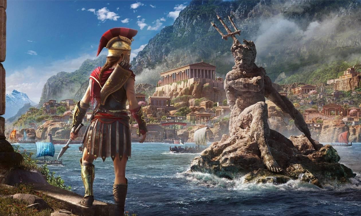 Αυτό είναι το παιχνίδι για την Αρχαία Ελλάδα που έχει τρελάνει τους πάντες! (vid)