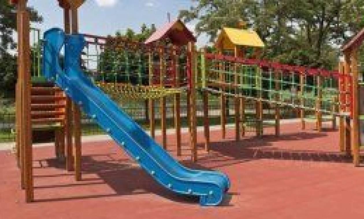 Εγκαινιάστηκαν τρεις νέες παιδικές χαρές στο Ίλιον