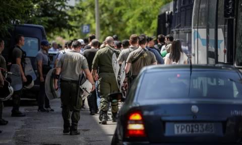 Αναβλήθηκε η δίκη των «20» του Ρουβίκωνα