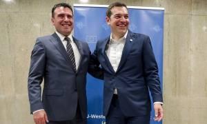 Αυτή είναι η συμφωνία Τσίπρα – Ζάεφ – Τα επόμενα βήματα μέχρι την οριστική λύση