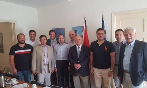 Ελληνοκινεζικό Επιμελητήριο: Πρόεδρος ο Κ. Γιαννίδης – Δείτε το νέο Δ.Σ.