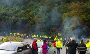 Χαλκιδική: Αθώωση για πέντε άτομα που κατηγορούνταν για επεισόδια σε διαδήλωση κατά των μεταλλείων