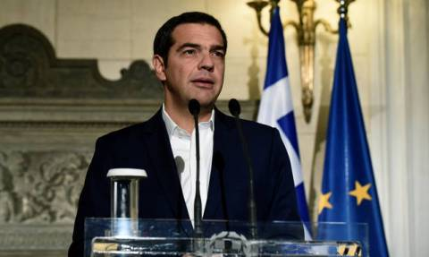 Δείτε LIVE: Το διάγγελμα του Αλέξη Τσίπρα στον ελληνικό λαό για το Σκοπιανό