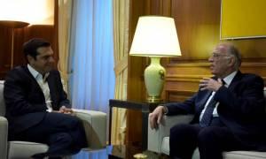 Λεβέντης σε Τσίπρα: Θα κάνουμε ό,τι μπορούμε για να ακυρώσουμε τη συμφωνία