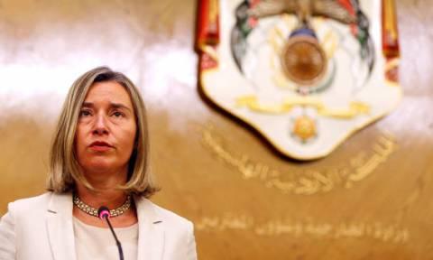 Μογκερίνι: Σημαντική για ολόκληρο τον πλανήτη η συμφωνία για το Σκοπιανό