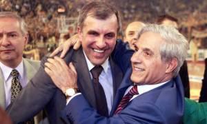 Στη Μητρόπολη ο Ζέλικο Ομπράντοβιτς για το τελευταίο «αντίο» στον Παύλο Γιαννακόπουλο (vid)