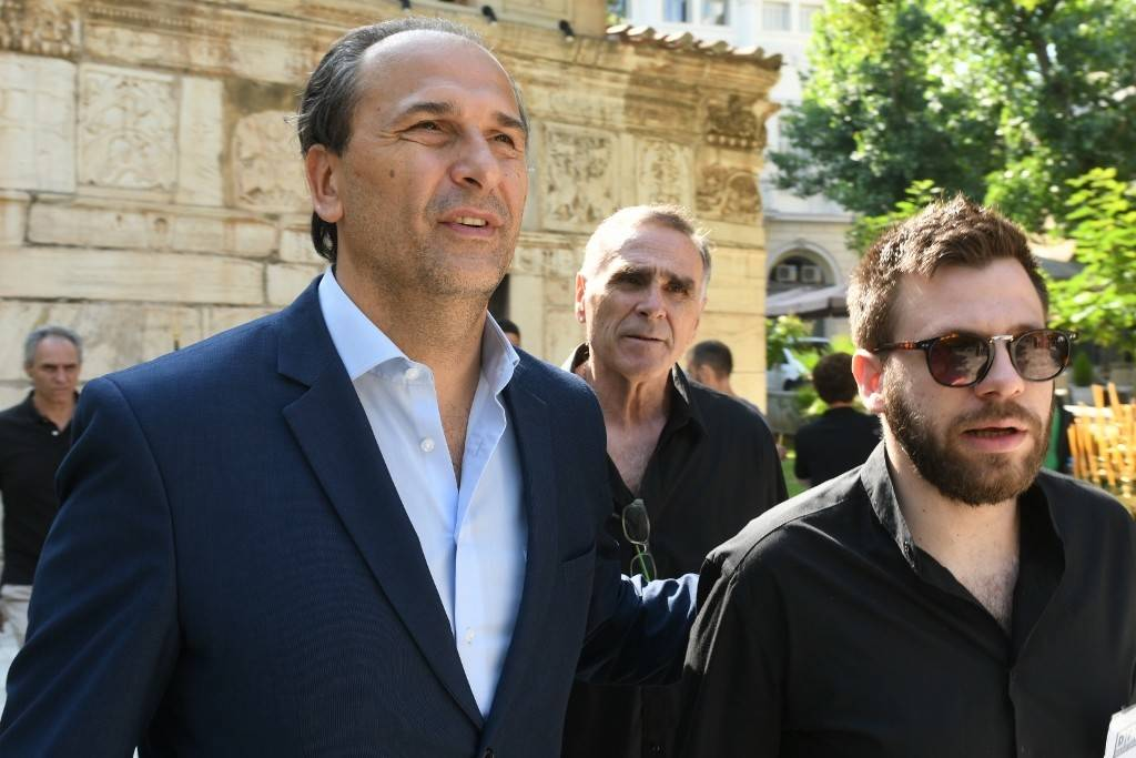 Παύλος Γιαννακόπουλος: Στην Μητρόπολη ο Μπάνε Πρέλεβιτς (pics)