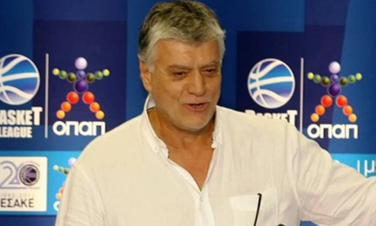 Ανδρέας Παπαντωνίου: «Για εμάς ήταν πατέρας ο Παύλος Γιαννακόπουλος» (vid)