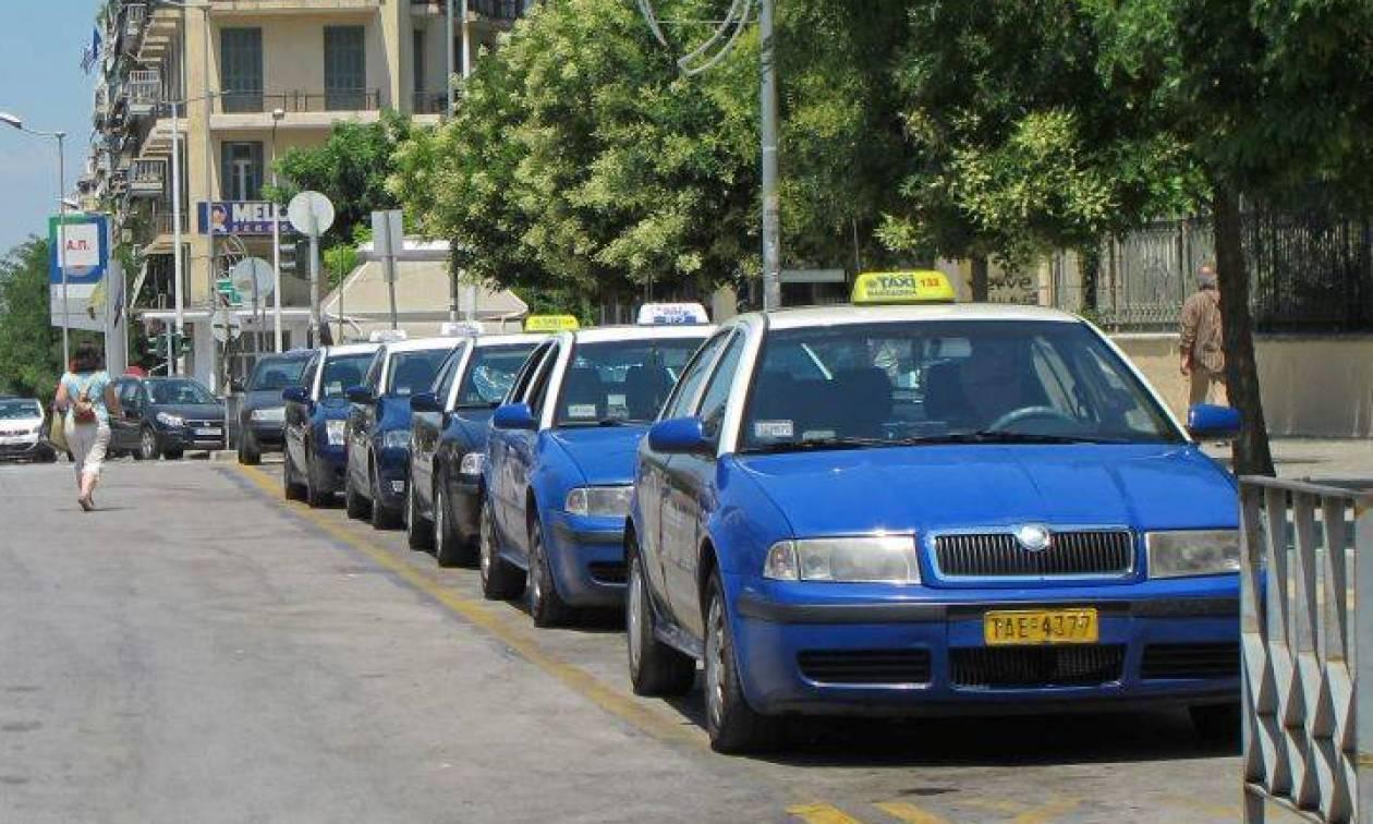 В Салониках объявлена 24-часовая забастовка такси