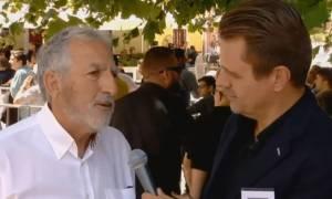 Φυλακούρης: «Ο Παύλος Γιαννακόπουλος ήταν Θεού άνθρωπος» (vid)