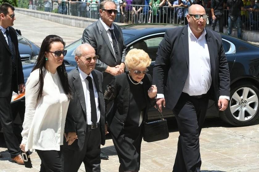 Στη Μητρόπολη ο Θανάσης Γιαννακόπουλος