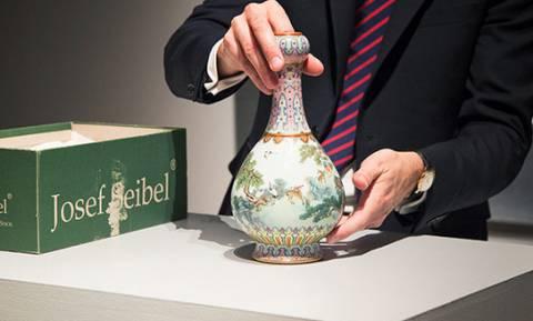 Κινέζος έδωσε 16,2 εκατ. ευρώ για ένα βάζο