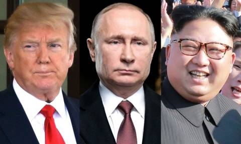 Συμφωνία Τραμπ – Κιμ Γιονγκ Ουν: «Ο Πούτιν είχε δίκιο»