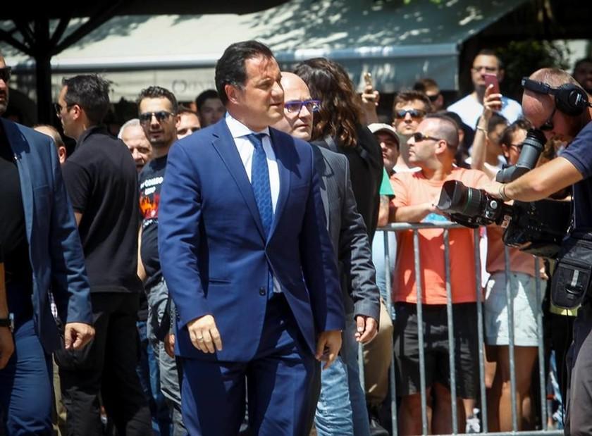 Ο βουλευτής της Νέας Δημοκρατίας, Άδωνις Γεωργιάδης