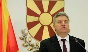 «Εμφύλιος» στα Σκόπια - Ιβάνοφ: Απαράδεκτη η συμφωνία με την Ελλάδα, την απορρίπτω! (Vid)