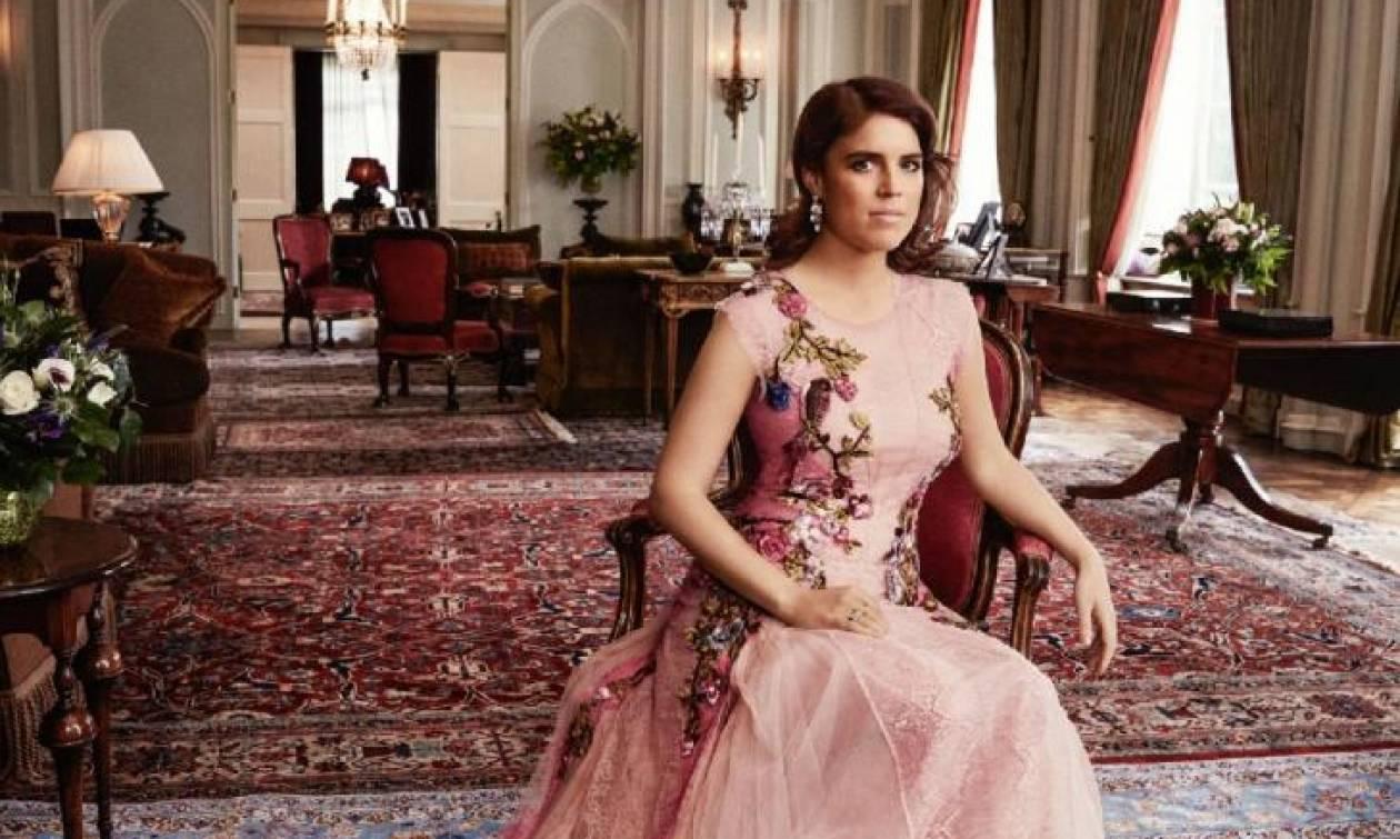 Η πριγκίπισσα Ευγενία σπάει το πρωτόκολλο: Άνοιξε το insta και δημοσιεύει το εσωτερικό του Μπάκιγχαμ