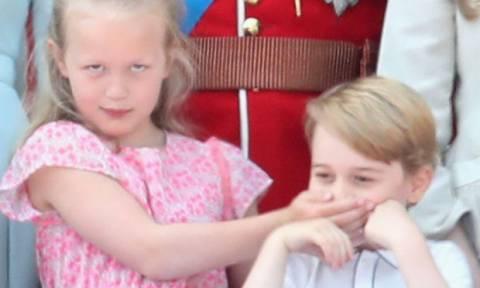 Το θερμό επεισόδιο με τον πρίγκιπα Γεώργιο και την ξαδέρφη του τάραξε την Κate