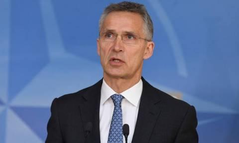 Στόλτενμπεργκ: Η ένταξη των Σκοπίων στο ΝΑΤΟ απαιτεί την ολοκλήρωση της συμφωνίας με την Ελλάδα