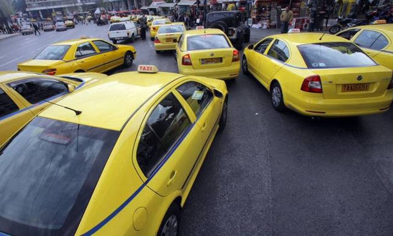 Συνεχίζεται η απεργία: Χωρίς ταξί και σήμερα Πέμπτη (14/6) η Αθήνα