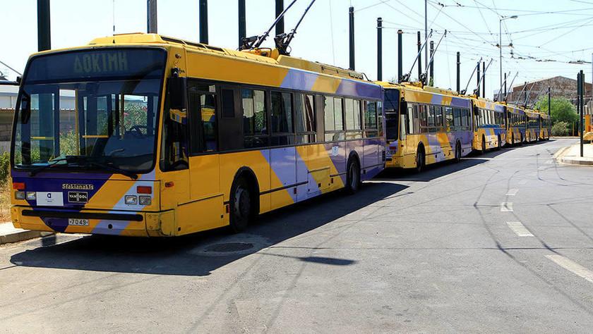Χαμός στους δρόμους της Αθήνας: Στάσεις εργασίας σε Mετρό, τρόλεϊ, λεωφορεία