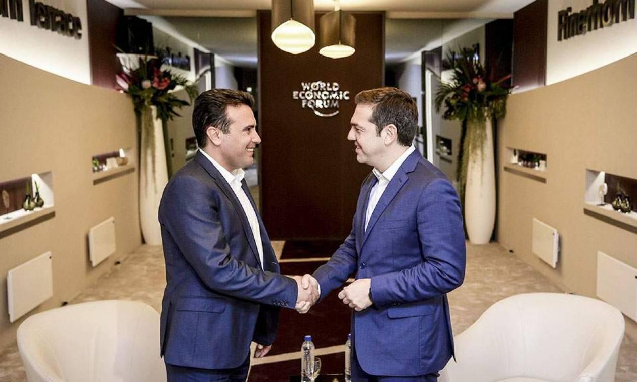 Σκοπιανό: Το «Severna Makedonija» και τα επόμενα βήματα της διαπραγμάτευσης