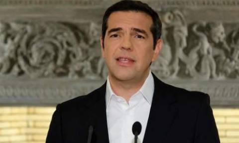 FAZ για Σκοπιανό: Ο Τσίπρας απέδειξε ότι έχει το θάρρος του ηγέτη