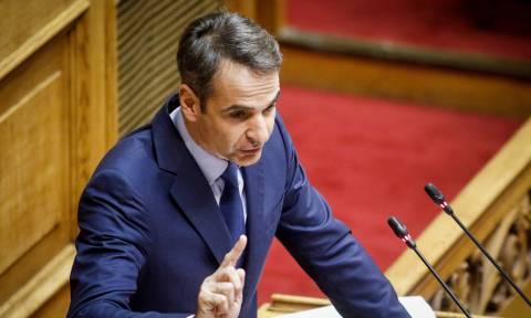 Ραγδαίες πολιτικές εξελίξεις: Πρόταση μομφής από τη Νέα Δημοκρατία