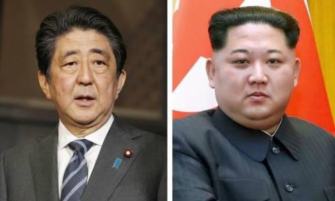 Κάτι άλλαξε! Μετά τον Τραμπ και ο Άμπε θέλει να συναντηθεί με τον Κιμ Γιονγκ Ουν