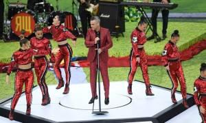Παγκόσμιο Κύπελλο Ποδοσφαίρου 2018: H άσεμνη χειρονομία του Ρόμπι Γουίλιαμς  (video)
