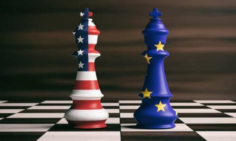 ΗΠΑ - ΕΕ: O παγκόσμιος εμπορικός πόλεμος μόλις ξεκίνησε