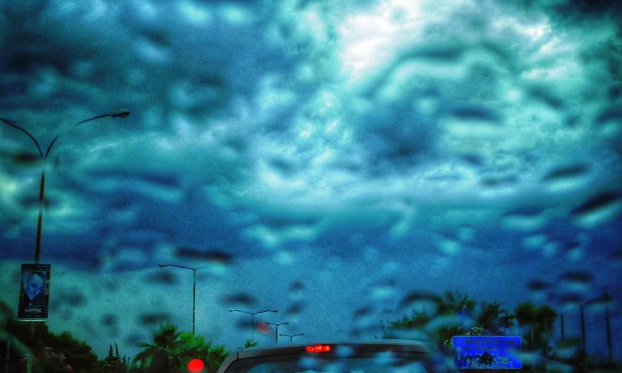 Καιρός - Γιάννης Καλλιάνος: Έρχεται κακοκαιρία με κατά τόπους πολύ ισχυρές καταιγίδες και χαλάζι
